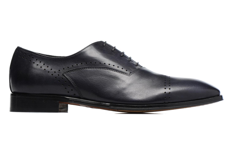 Snörade skor Marvin&Co Luxe Dartford Blå bild från baksidan