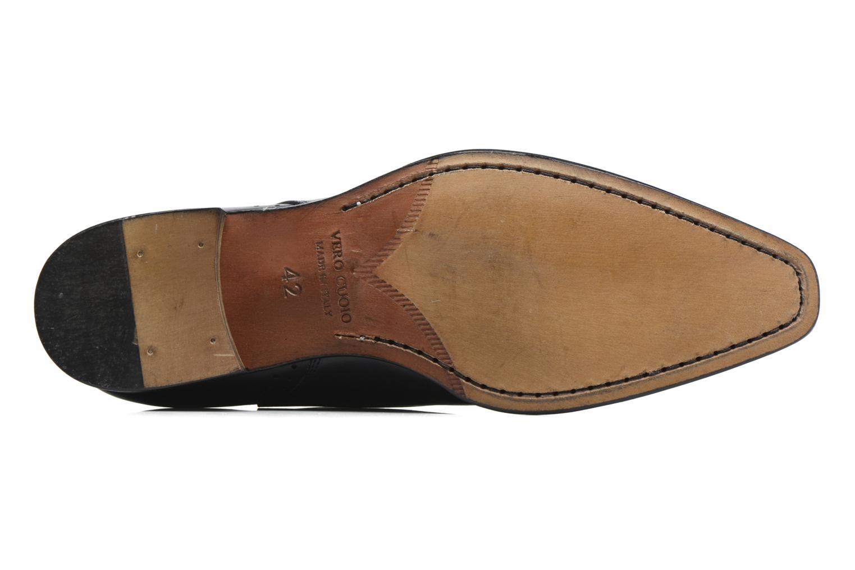 Chaussures à lacets Marvin&Co Luxe Dartford - Cousu Blake Bleu vue haut