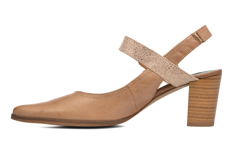 High heels Karston Kzoupi Beige front view