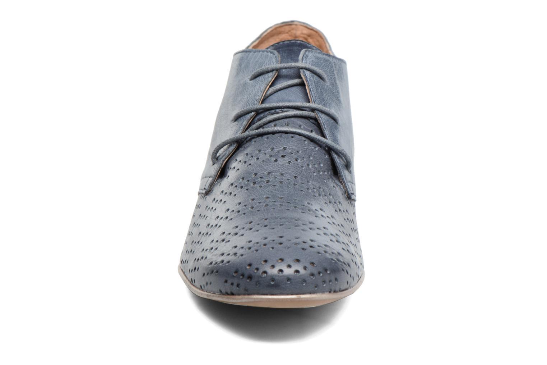 Lace-up shoes Karston Jorzi Blue model view