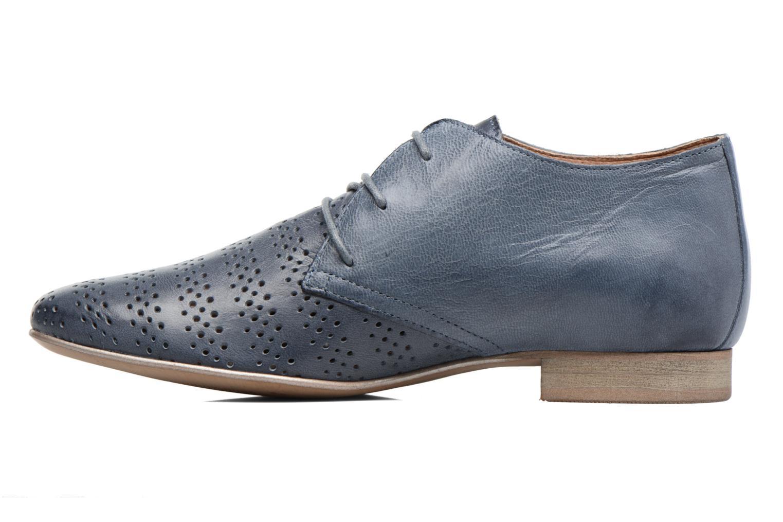 Lace-up shoes Karston Jorzi Blue front view