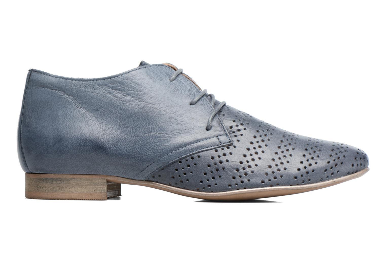 Lace-up shoes Karston Jorzi Blue back view