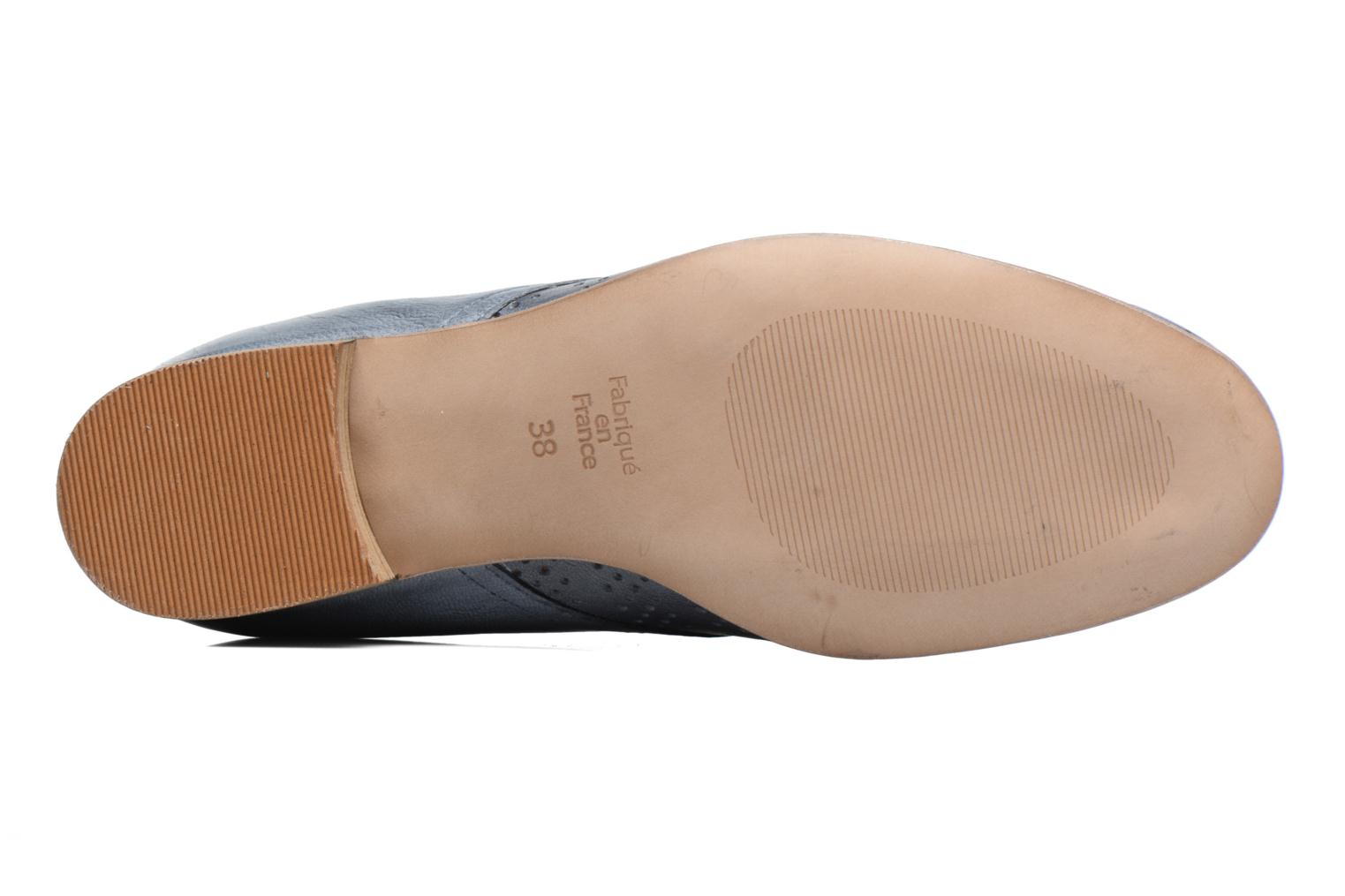 Lace-up shoes Karston Jorzi Blue view from above