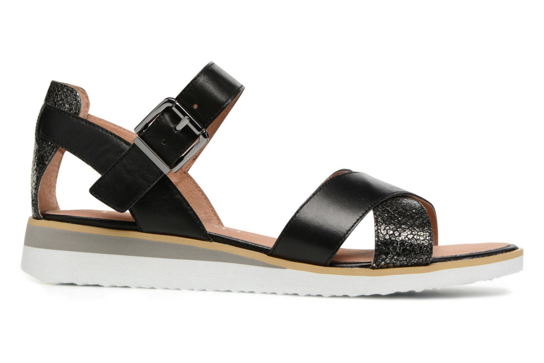 Sandales et nu-pieds Karston Kilian Noir vue derrière