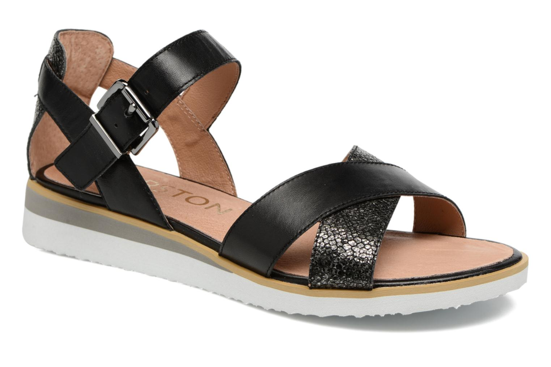 Sandales et nu-pieds Karston Kilian Noir vue détail/paire