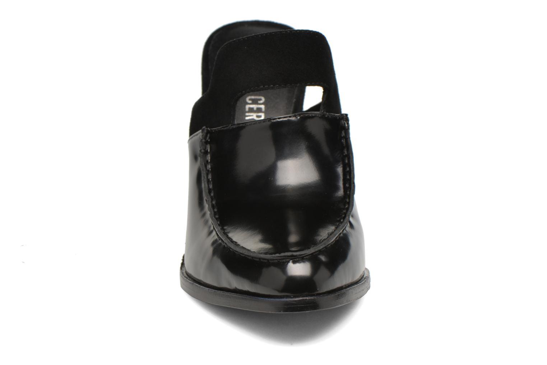Mocassins Opening Ceremony Agnees Noir vue portées chaussures