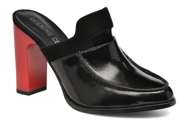 Loafers Opening Ceremony Agnees Sort detaljeret billede af skoene