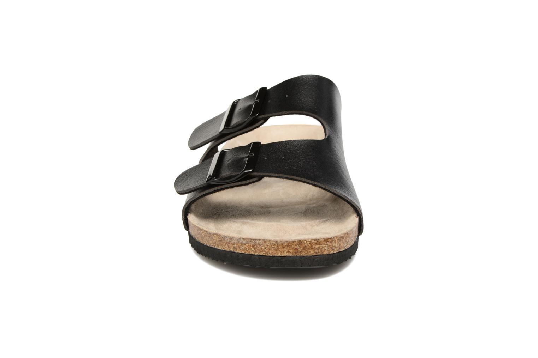 Sandales et nu-pieds I Love Shoes MCerdu Noir vue portées chaussures