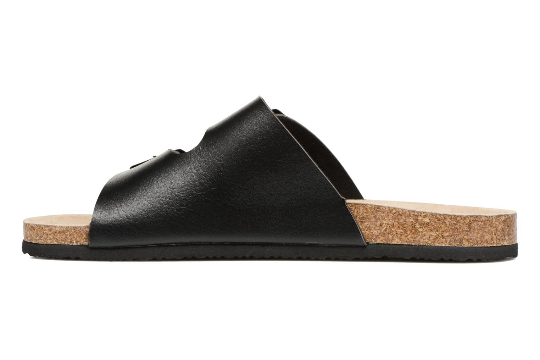 Sandalen I Love Shoes MCerdu schwarz ansicht von vorne