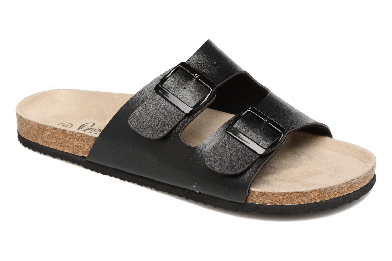 Sandales et nu-pieds I Love Shoes MCerdu Noir vue détail/paire