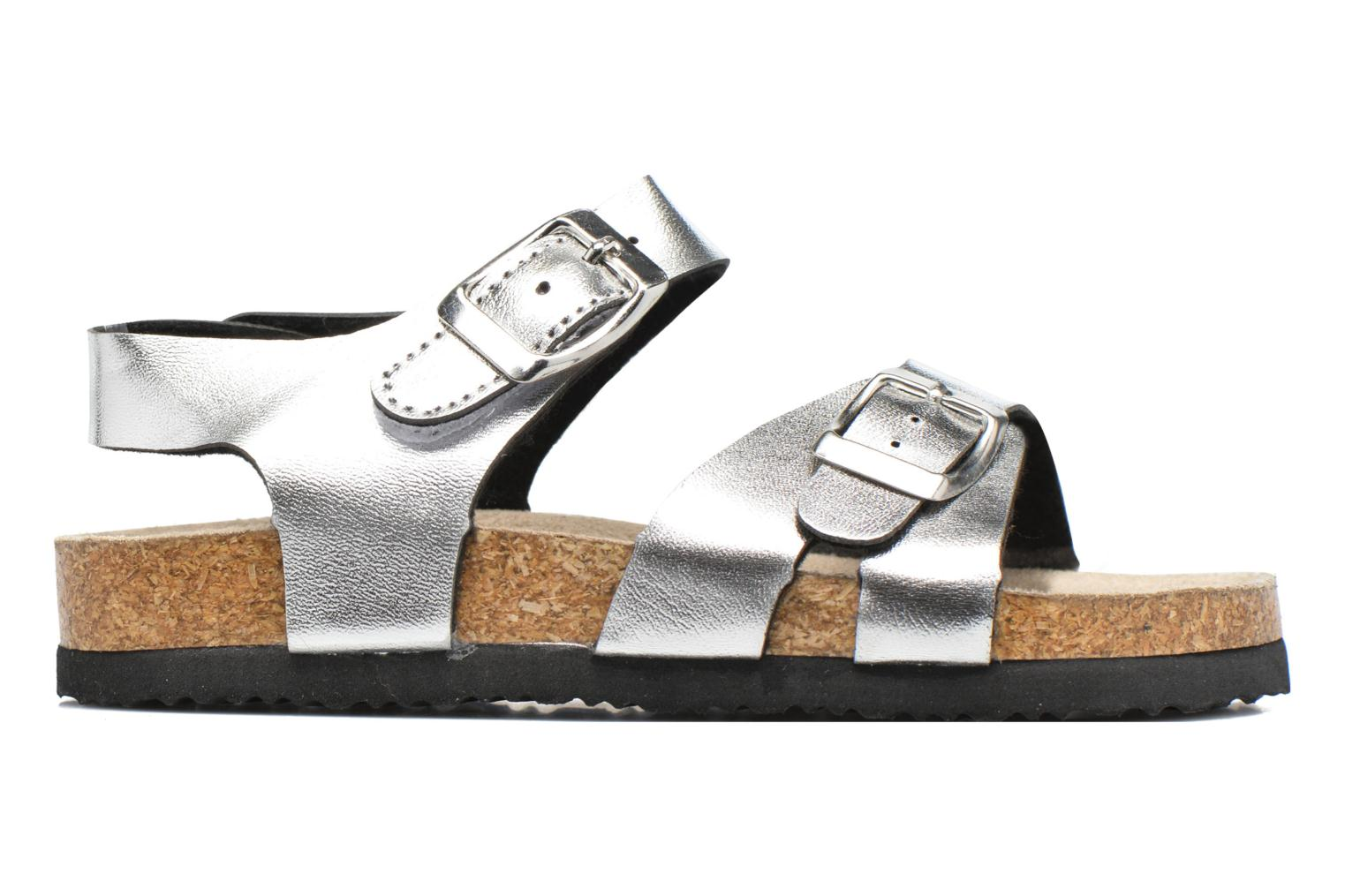 Sandals I Love Shoes MCGEE Silver back view