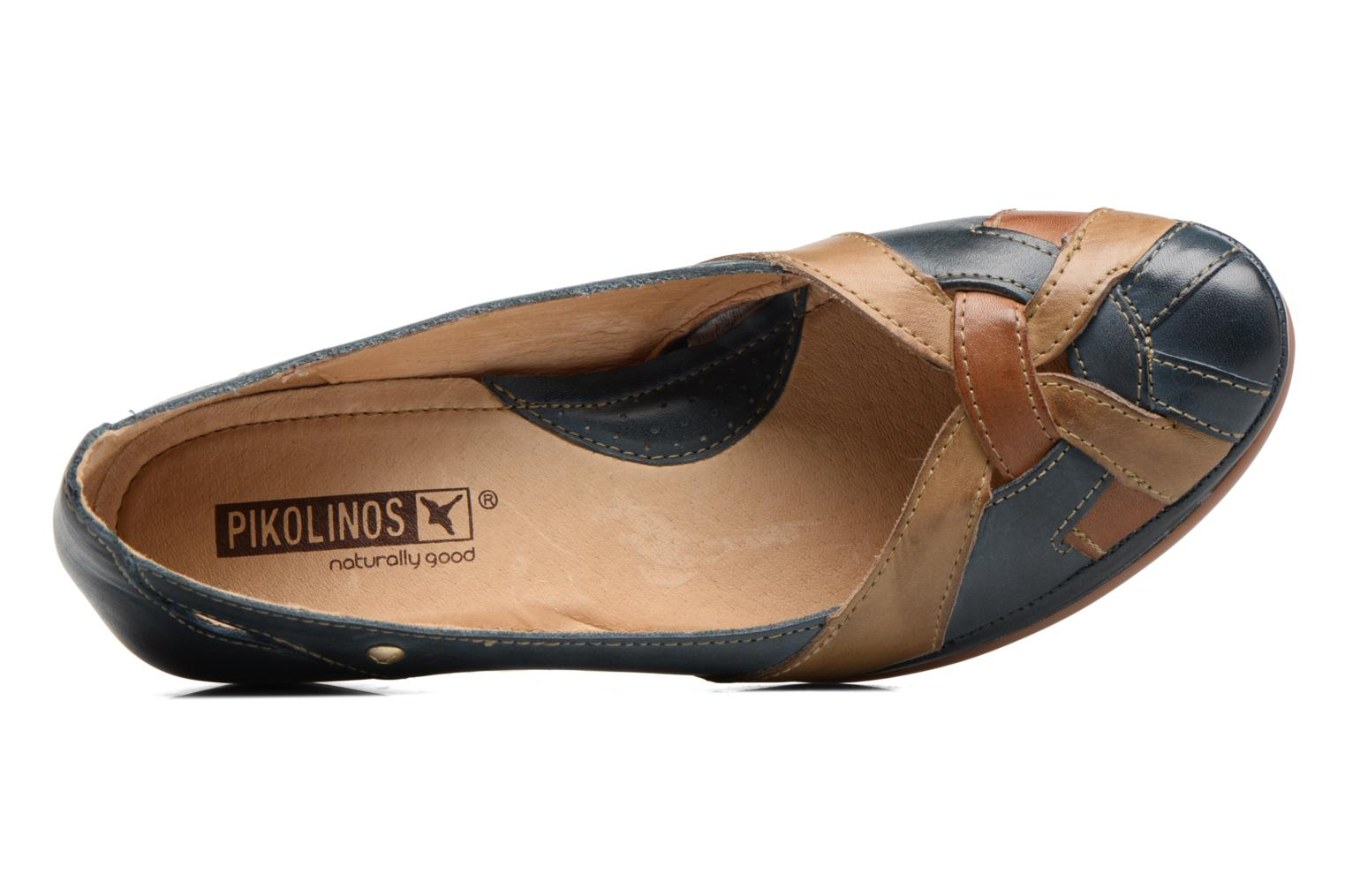 Pumps Pikolinos Coimbra W7L-5691 Blauw links