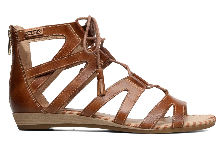 Sandales et nu-pieds Pikolinos Alcudia 816-7585 Marron vue derrière