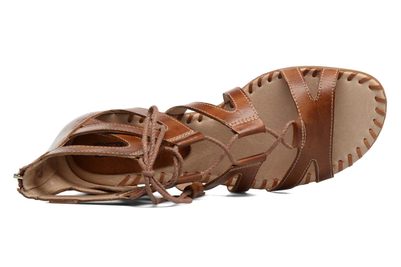 Sandales et nu-pieds Pikolinos Alcudia 816-7585 Marron vue gauche