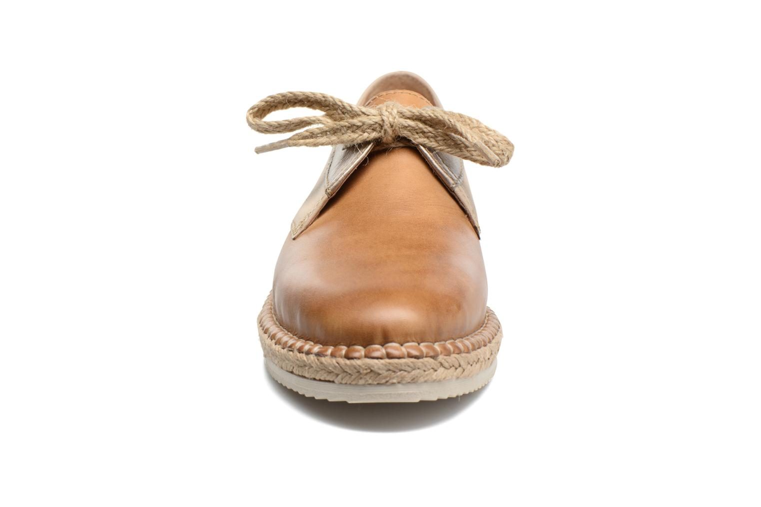 Lace-up shoes Pikolinos Cadamunt W3K-4604 Brown model view
