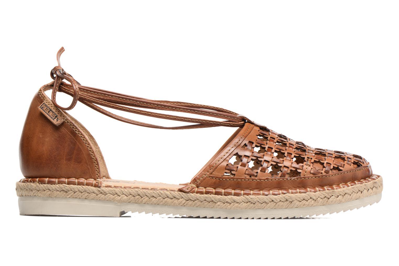 Chaussures à lacets Pikolinos Cadamunt W3K-3631 Marron vue derrière