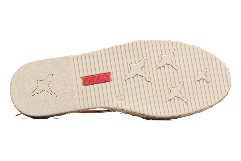 Chaussures à lacets Pikolinos Cadamunt W3K-3631 Marron vue haut