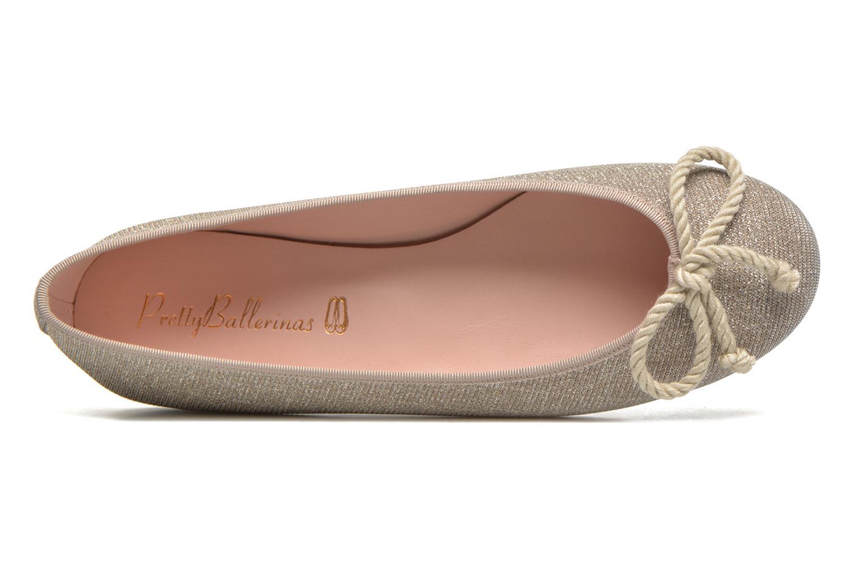 Ballerina's Pretty Ballerinas Rosario Glitter Beige links