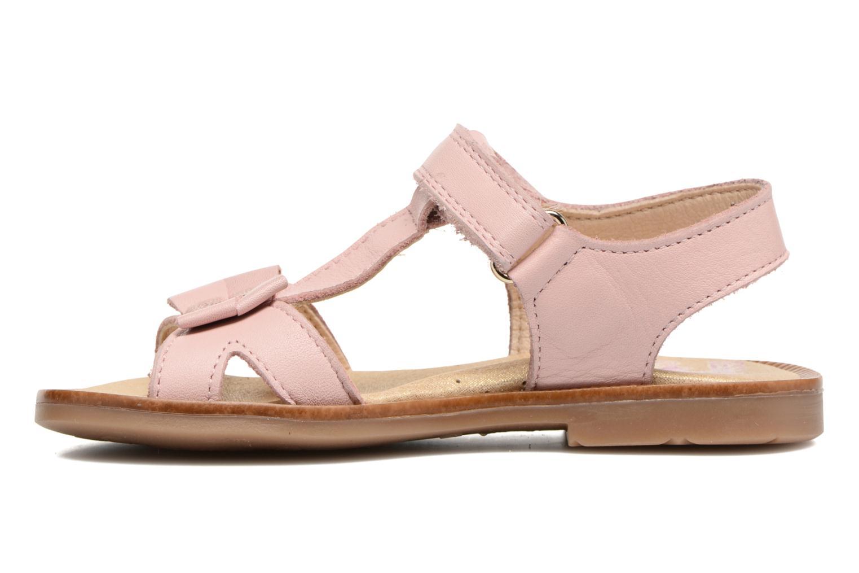 Sandales et nu-pieds Pablosky Betty Rose vue face