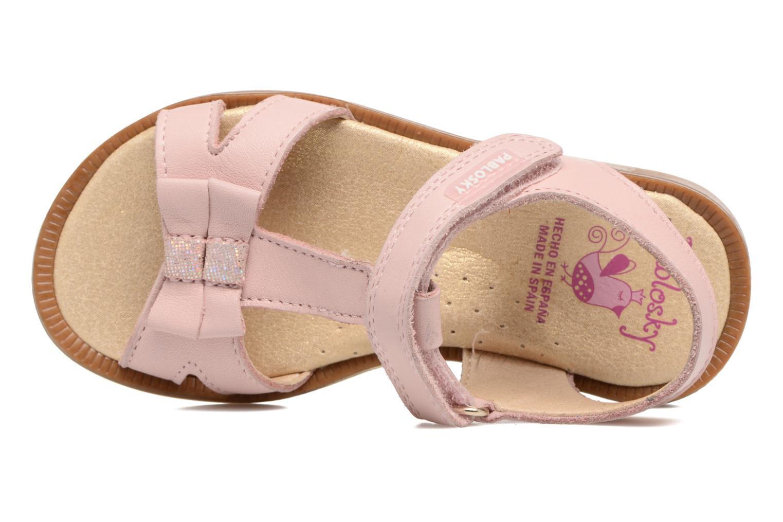 Sandales et nu-pieds Pablosky Betty Rose vue gauche