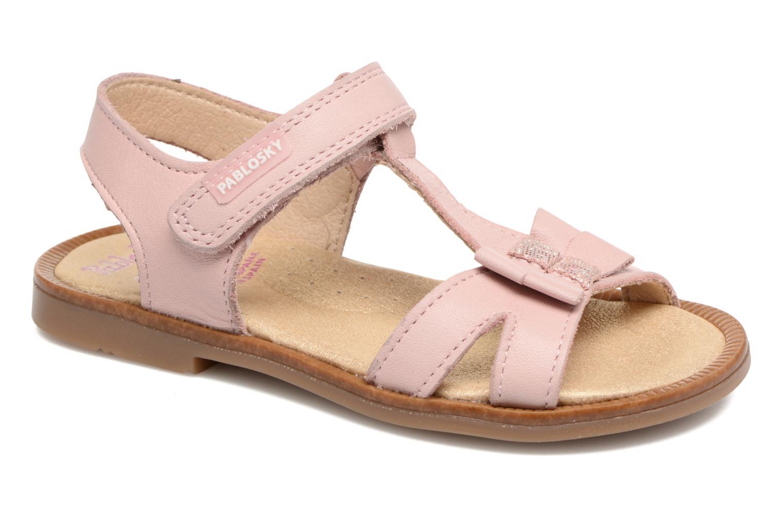 Sandales et nu-pieds Pablosky Betty Rose vue détail/paire