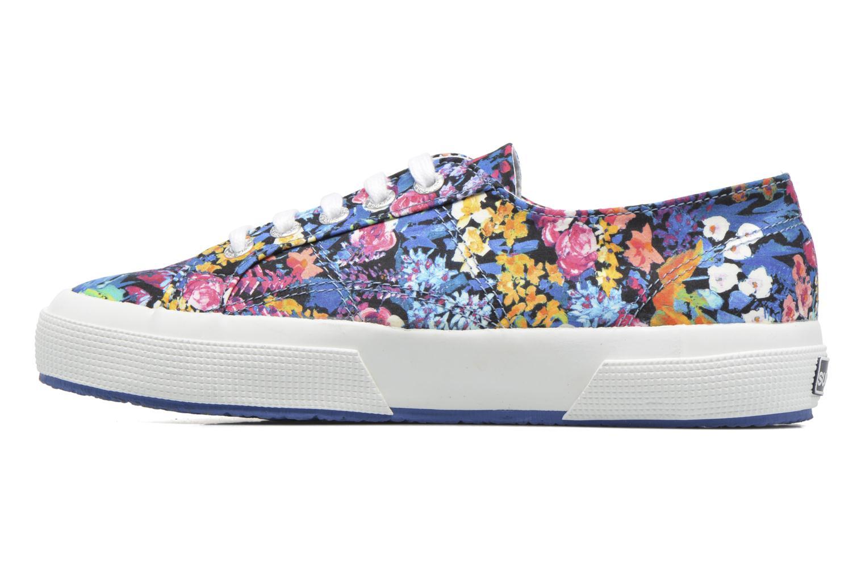 Sneakers Superga 2750 Fabric Liberty W Multicolore immagine frontale