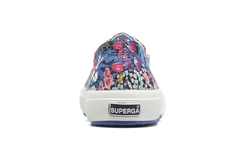 Sneakers Superga 2750 Fabric Liberty W Multicolore immagine destra