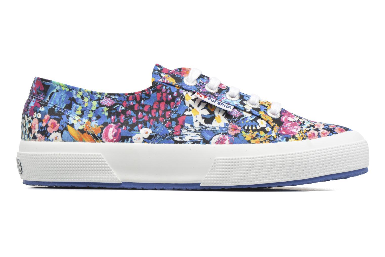 Sneakers Superga 2750 Fabric Liberty W Multicolore immagine posteriore