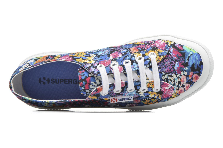 Sneakers Superga 2750 Fabric Liberty W Multicolore immagine sinistra