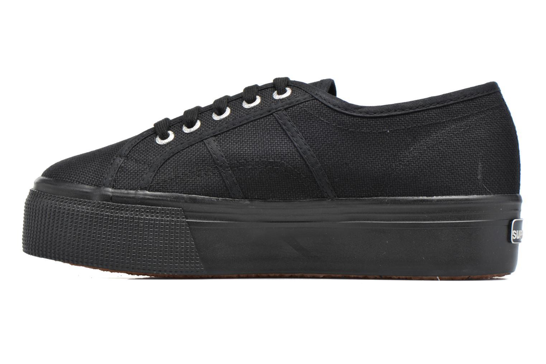 2790 Cot W Linea Full Black