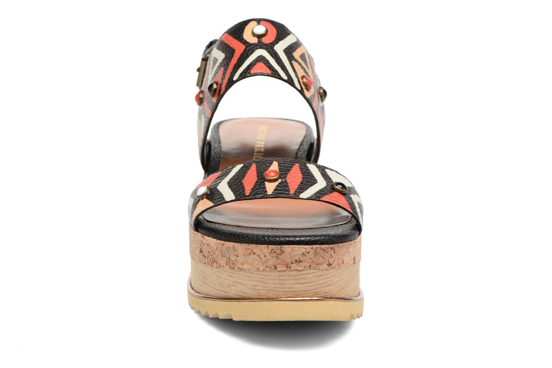 Sandales et nu-pieds Bruno Premi Bamaco Multicolore vue portées chaussures
