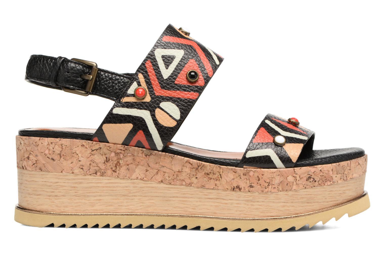 Sandales et nu-pieds Bruno Premi Bamaco Multicolore vue derrière