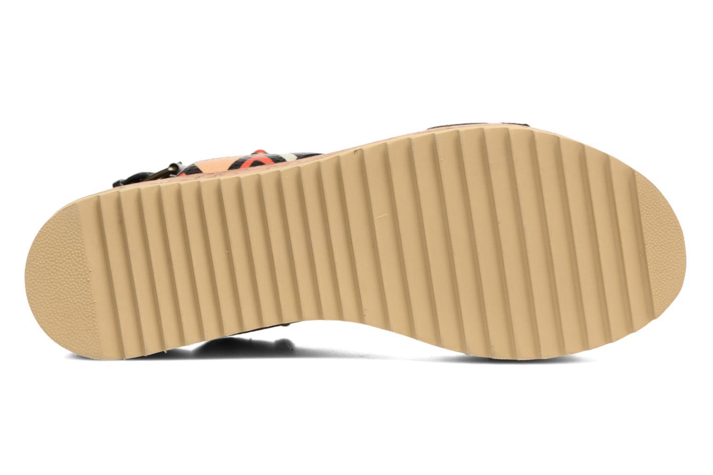 Sandales et nu-pieds Bruno Premi Bamaco Multicolore vue haut