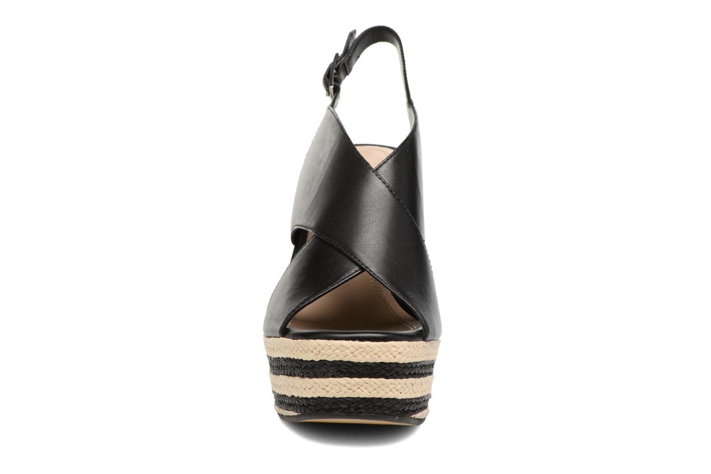 Sandales et nu-pieds Bruno Premi Valéo Noir vue portées chaussures