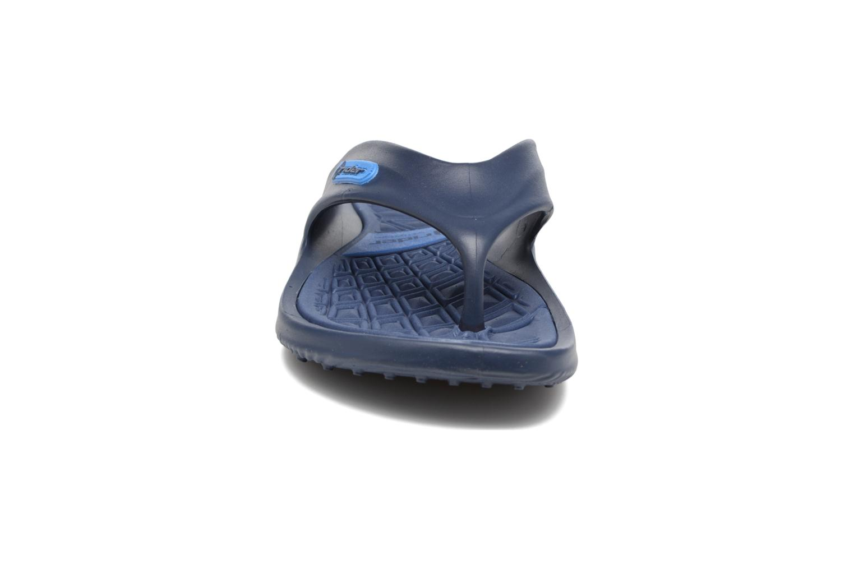 Tongs Rider Cape X AD Bleu vue portées chaussures
