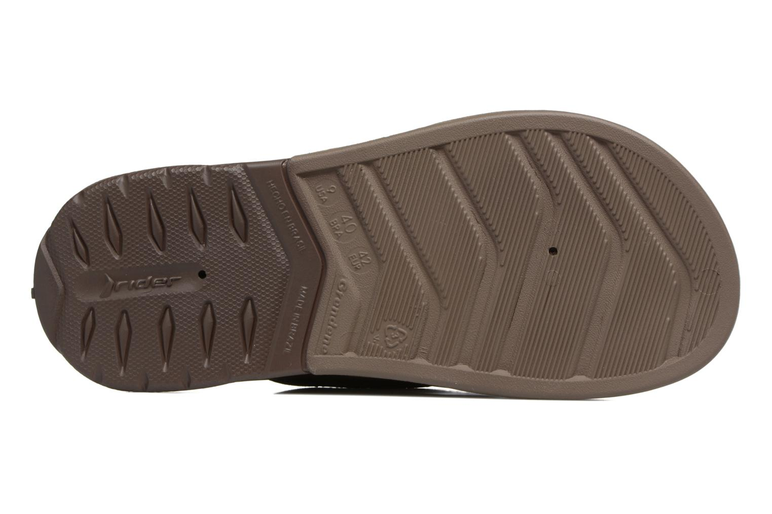 Flip flops Rider Ventor II thong AD Brown view from above