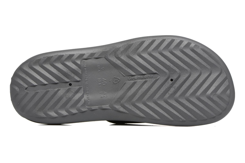 Sandales et nu-pieds Rider Dunas evolution slide Noir vue haut