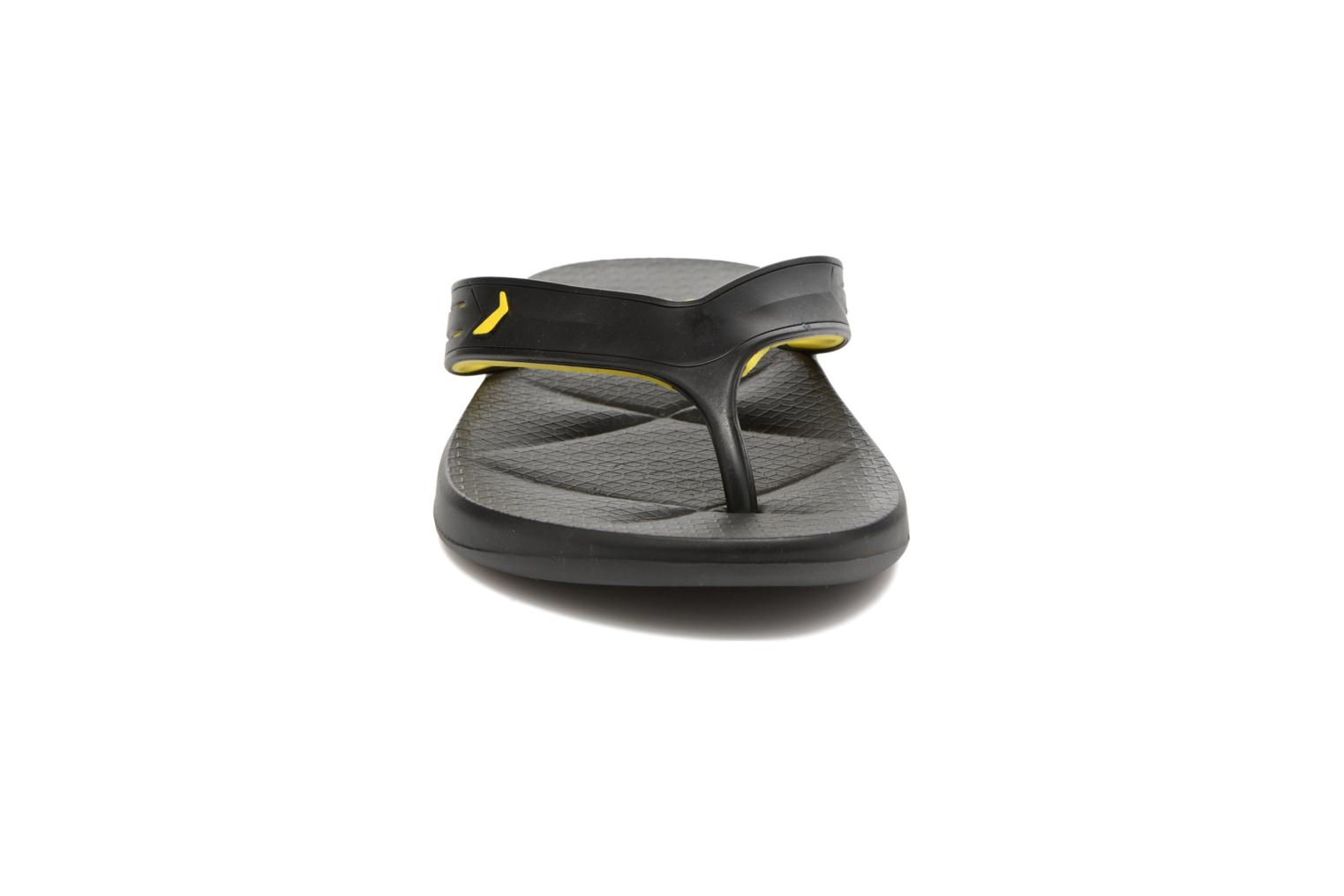 Tongs Rider Easy thong AD Noir vue portées chaussures