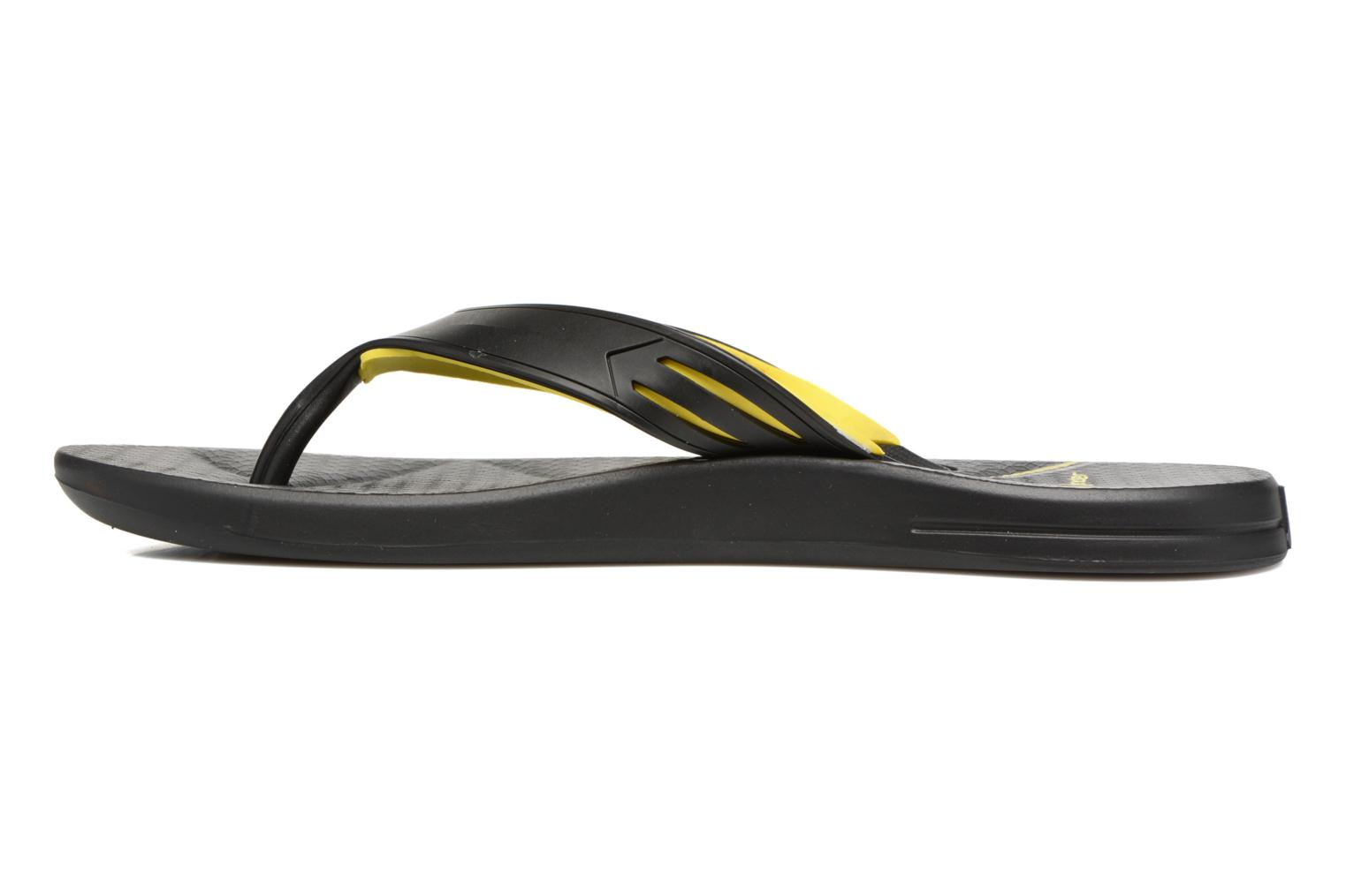 Flip flops Rider Easy thong AD Black front view