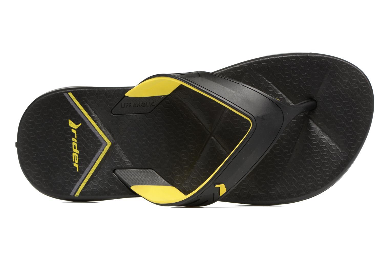 Easy thong AD Black/yellow