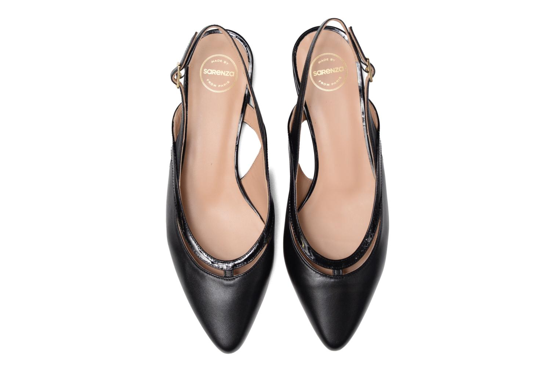 Ballerines Made by SARENZA Sugar Shoegar #3 Noir vue portées chaussures