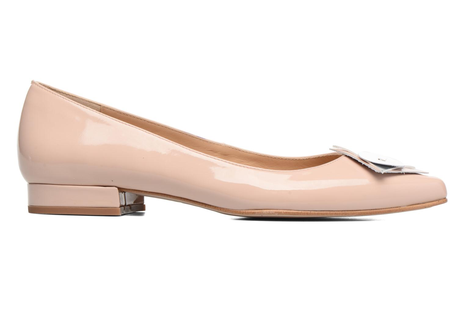 Ballet pumps Made by SARENZA Sugar Shoegar #4 Beige view from the right