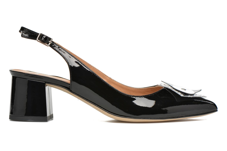 Zapatos de tacón Made by SARENZA Donut hut #8 Negro vista lateral derecha