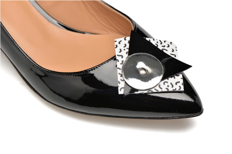 Zapatos de tacón Made by SARENZA Donut hut #8 Negro vista lateral izquierda