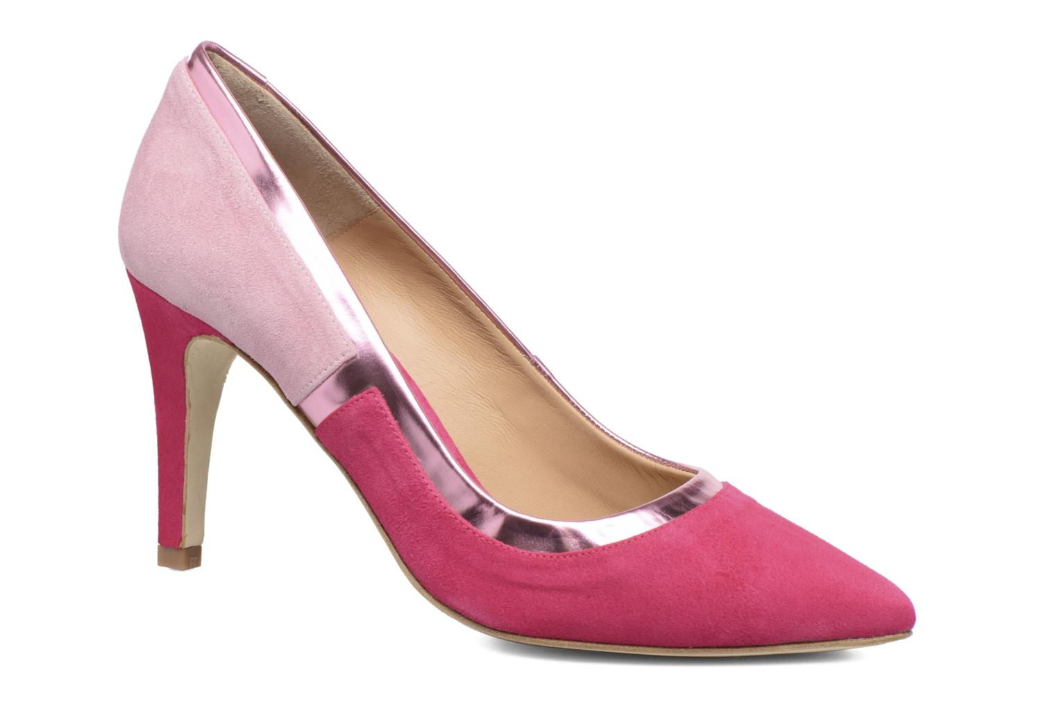 Pumps Made by SARENZA Snow Disco #1 Roze rechts