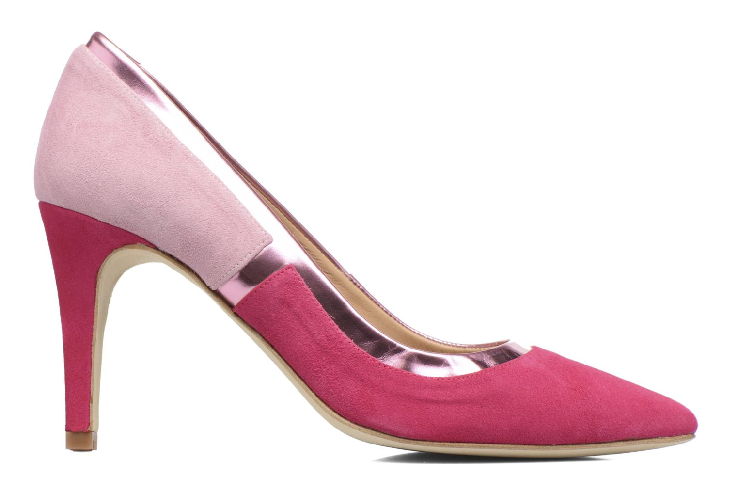 Pumps Made by SARENZA Snow Disco #1 Roze detail