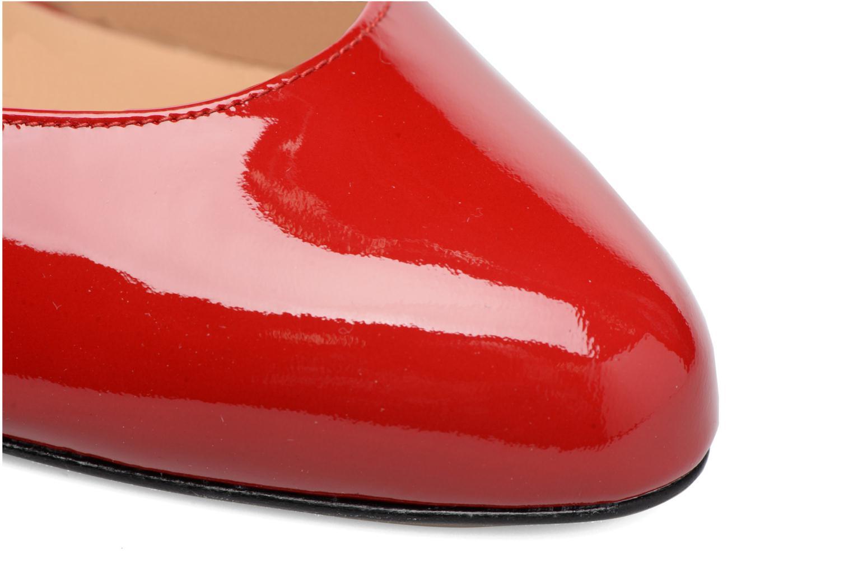 Escarpins Made by SARENZA Rock-a-hula #5 Rouge vue gauche