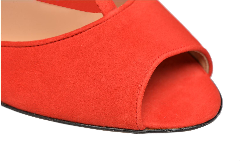 Sandales et nu-pieds Made by SARENZA Mexicoco #8 Rouge vue gauche