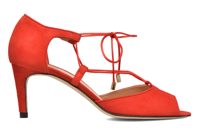 Sandales et nu-pieds Made by SARENZA Mexicoco #8 Rouge vue détail/paire