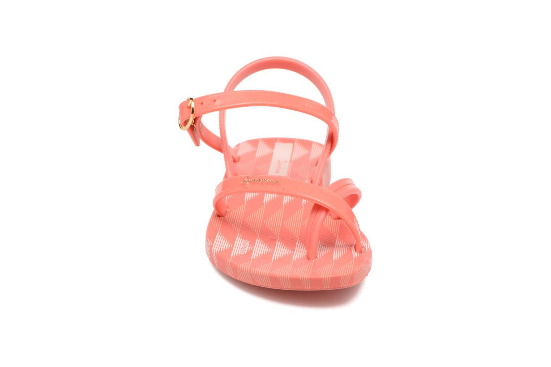 Sandales et nu-pieds Ipanema Fashion sandal IV Rose vue portées chaussures